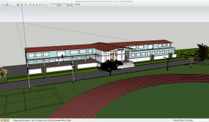 school-model-front-angle